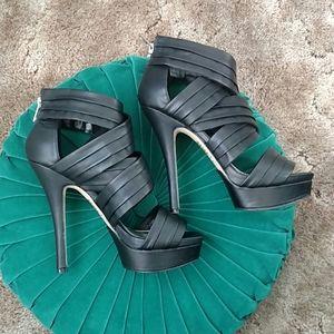 Baker's Shoes 6.5 black Kenna